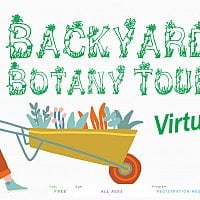 Virtual Backyard Botany Tour @ ORL