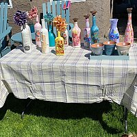 Outdoor Art/Craft Sale
