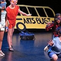 Arts Blast 5-Day Spring Camp (ages 5-12)