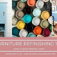Furniture Refinishing 101 | Bring Your Own Piece