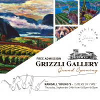 Grizzli Art Gallery - Grand Opening