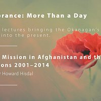 Canada's Mission in Afghanistan and the BC Dragoons 2001-2014