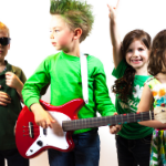 Rock Band 4-7 Year Olds