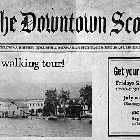 The Downtown Scoop: A Walking Tour