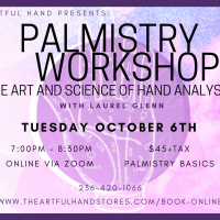 Palmistry Workshop