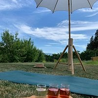 First ever Event at Scenic Road Cider Vinyasa Yoga & A Flight Of Cider!!