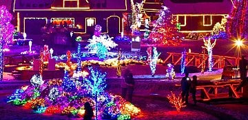 Festival of Lights Denied Electrical Permit