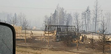 B.C. Interior residents look to come home from Fort McMurray