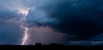 Southern Interior expected to be hit with severe thunderstorms