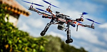B.C. makes using drones illegal for hunters
