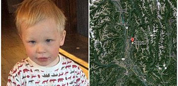 Search underway for missing two-year-old near Kimberley