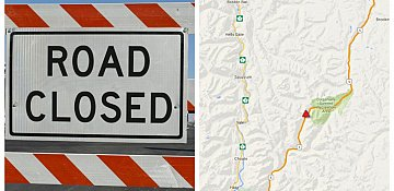Multiple collisions along the Coquihalla Highway causes significant delays for traffic