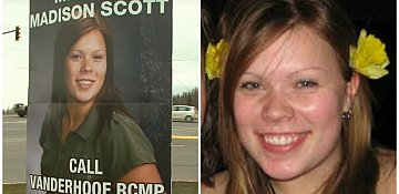 Maddy Scott's family still searching for answers after five years