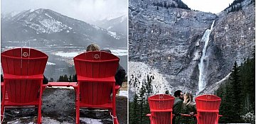 Photographic evidence that Canada's national parks are indeed breathtaking