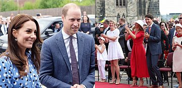 PM coming to B.C. with the royals