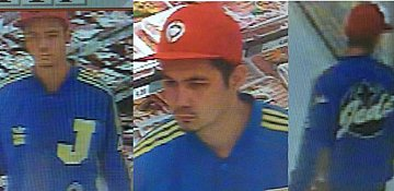 RCMP Looking for West Kelowna Meat Thief