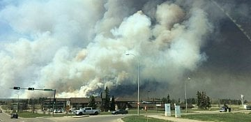 Mandatory evacuation for all of Fort McMurray