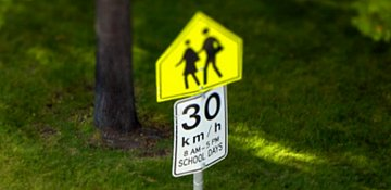 Okanagan school zone speed limits have officially changed