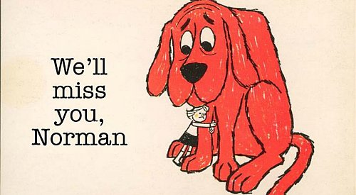 Clifford the Big Red Dog Creator Passes Away