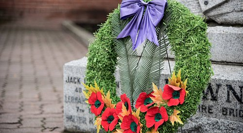 A quick guide to Remembrance Day events across the valley
