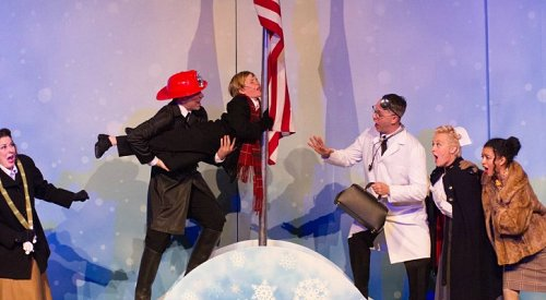 Classic Christmas comedy hits the stage in Kelowna