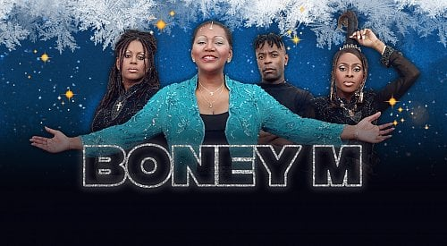 Get funky and festive with Boney M in Penticton next month