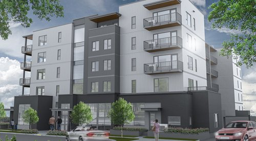 Funding confirmed for new affordable housing in downtown Kelowna