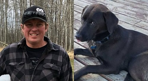 UPDATE: Missing man and his dog both found safe