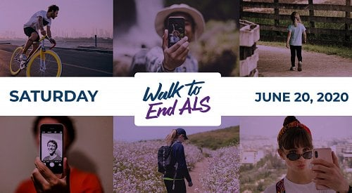 Join the Virtual Walk to End ALS 2020