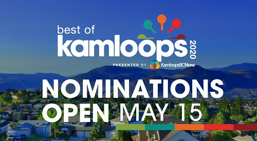Best of Kamloops 2020 will open for nominations next week!