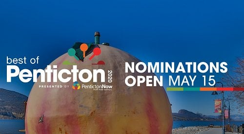 Best of Penticton 2020 will open for nominations next week!