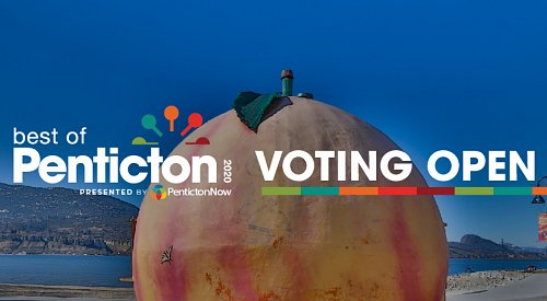 Voting is now open for Best of Penticton 2020!