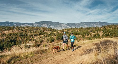 Wilden's 3rd annual trail run goes cross-country