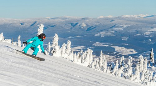 CONTEST CLOSED! Big White Ski Resort is giving away 2 lift tickets with rentals