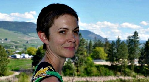 Kelowna Author Up for Prize Against World's Biggest Writers