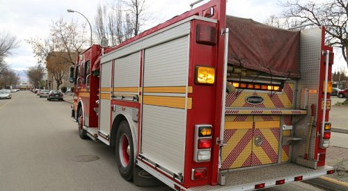 Yet Another Suspicious Fire in Vernon