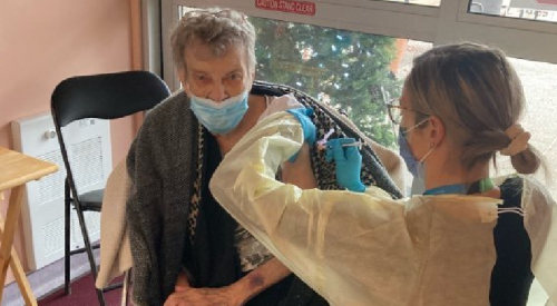 BC seniors over 80 expected to receive vaccine information next week