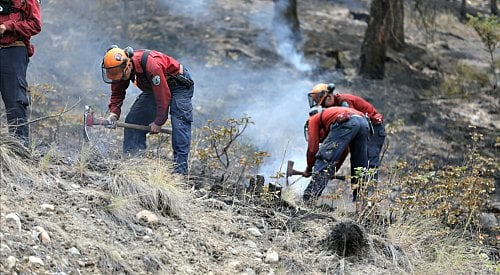 Public asked to use caution with fires over the weekend
