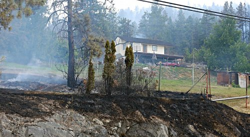 Bear Creek Fire evacuees can now return home