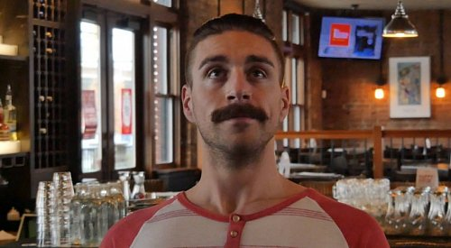 VIDEO: Movember starts with a shave at the pub