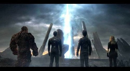 First Look at 'Fantastic Four' Reboot