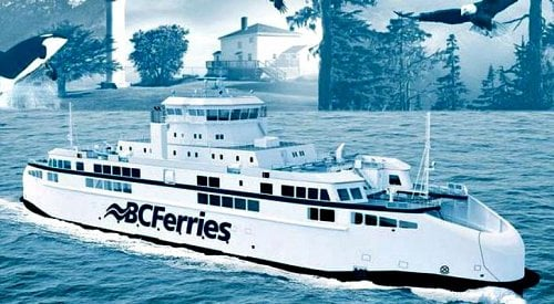 BC Ferries Announces Names for New Vessels