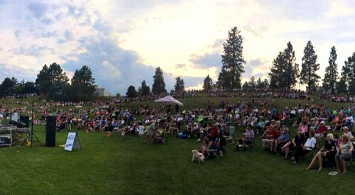 Fabulous Lineup for West Kelowna's Music in the Park Concert Series