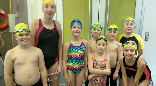 Liquid Lightning swimmers represent well at two meets