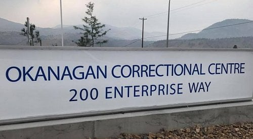 Outbreak at Okanagan Correctional Centre declared over by Interior Health
