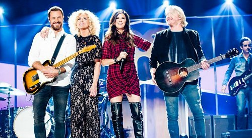 Country music superstars Little Big Town coming to SOEC