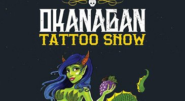 Ryan donn shares kelowna 39 s events for Kelowna tattoo show