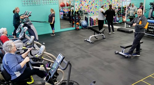 New medical fitness clinic in Kelowna here to help members make healthy, long-term lifestyle changes
