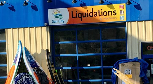 Sun City Liquidations celebrates one year of business this weekend