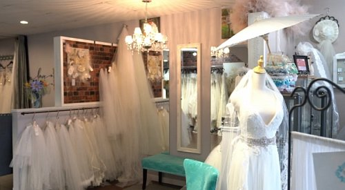A growing consignment bridal boutique in Kelowna is moving into a larger space